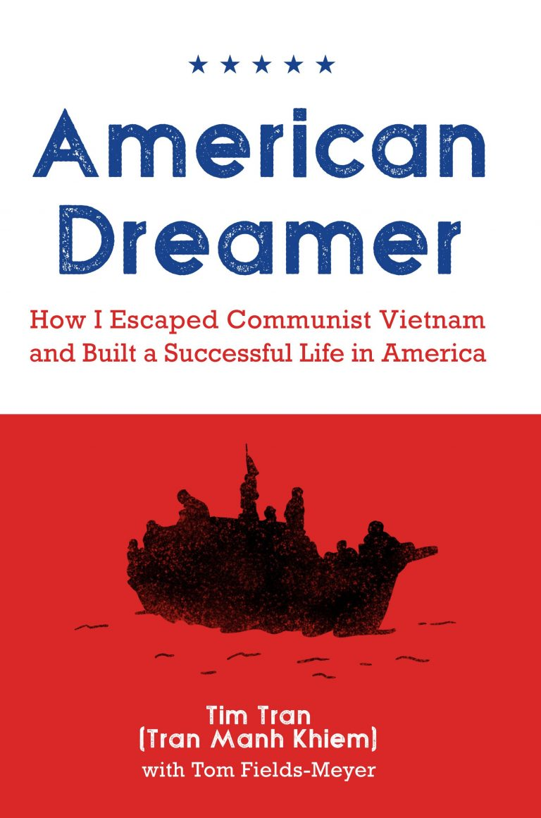 American Dreamer cover